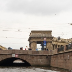 Kazansky Bridge
