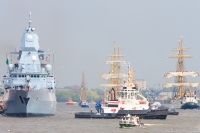 Hamburg Ports Birthday